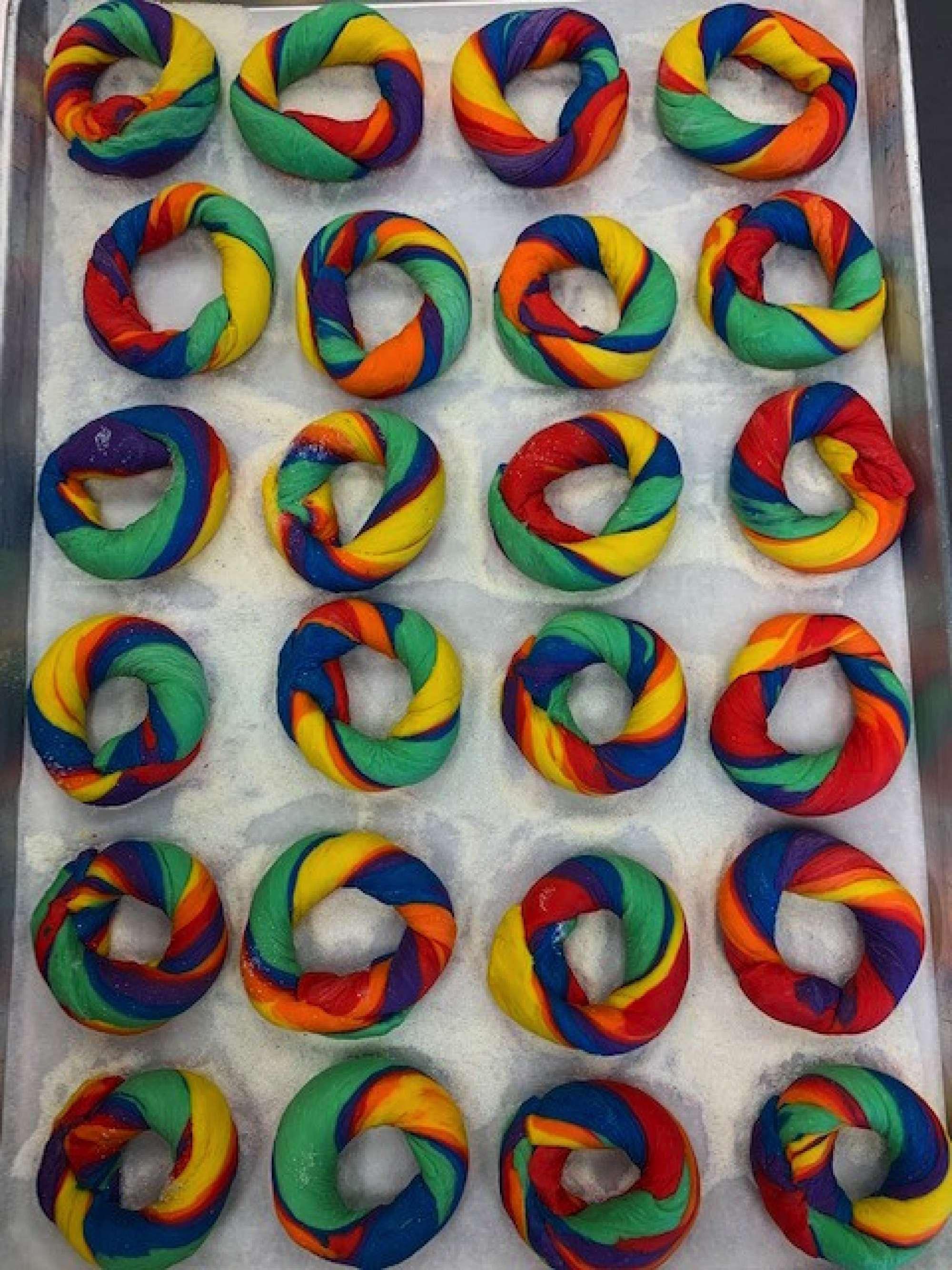 Rainbowtray